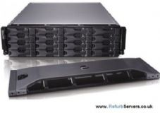 Dell EqualLogic PS4000 iSCSI SAN 8x 300GB SAS 0942203-01 PS6000XV E01J Dual Controllers